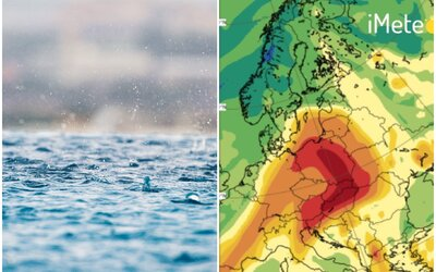 Na Slovensko mieri vlna jedovatého plynu z vybuchnutej sopky. Mrak oxidu siričitého sa presúva ponad celú Európu