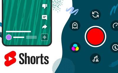 Na Slovensko oficiálne prichádza služba Youtube Shorts. Chce konkurovať Tiktoku