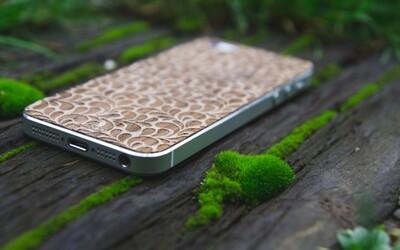 Na Slovensko prichádza Legno, ktoré oblečie tvoj iPhone do dreva