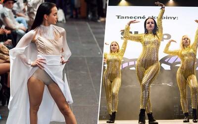 Na Slovensko priniesla tanečný štýl Vogue a momentálne rozbieha ženskú svetelnú show. Monika Prikkelová netají vysoké ambície (Rozhovor)