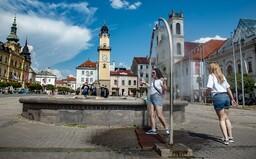 Na Slovensko sa valí vlna horúčav. V pondelok bude na niektorých miestach až 30 stupňov