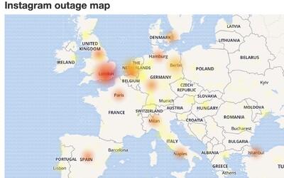 Na Slovensku aktuálne nefunguje Facebook, Messenger a Instagram. Výpadok sa týka celej Európy
