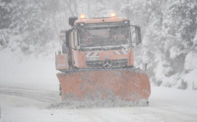 Na Slovensku bude výrazne chladnejšie, priprav sa na prvý sneh mimo Tatier už od piatku