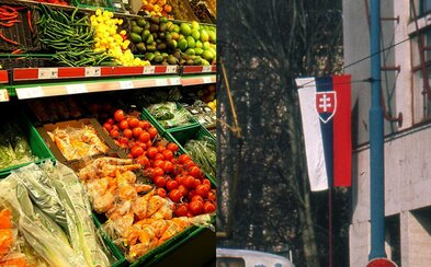 Na Slovensku by sa mohli prestať vyhadzovať nadbytočné potraviny zo supermarketov, už vznikla aj petícia