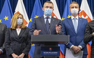 Na Slovensku je od nedele 61 nakazených koronavírusom. Premiér vyhlásil núdzový stav