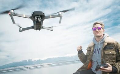 Na Slovensku sa chystá veľké obmedzenie zverejňovania dronových záberov. Sťažuje sa aj Sajfa