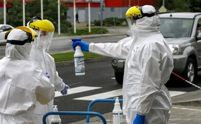 Na Slovensku už máme viac vyliečených ako ľudí, ktorí s koronavírusom stále bojujú