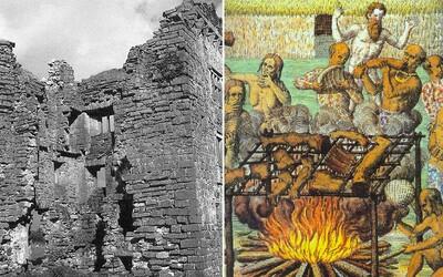 Na Slovensku vládli kanibalové. Ohledně pojídání dětí si vybudovali kult, který praktikovali na tajemném hradišti z pravěku