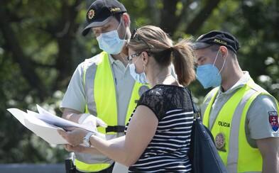 Na slovenských hraniciach budú kontroly až do júna, otvárajú sa aj nové hraničné priechody