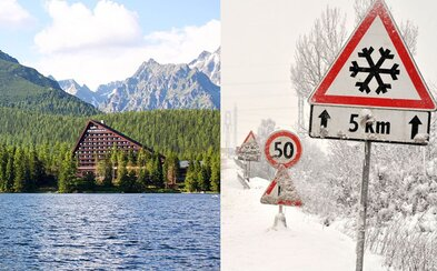 Na sneh môžeš zabudnúť. Slovensko čaká budúci týždeň prudké oteplenie na 15 °C