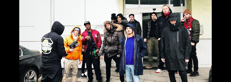 Na spoločnej skladbe sa stretli slovenskí, českí aj britskí grime MCs