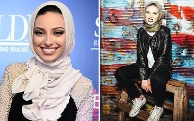 Na stránkách Playboye se poprvé objevila žena s hidžábem. Odvážná žurnalistka Noor bojuje za změnu