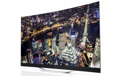 Na svete je prvá 4K TV s technológiou OLED