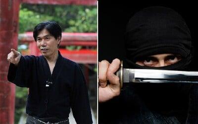 Na světě je už jen jediný pravý ninja. Jinichi dokáže zabít z dvaceti kroků, zmiznout v oblaku dýmu a bez vody vydrží několik dní