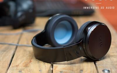 Na světě jsou první 3D sluchátka, která přizpůsobí zvuk vaší hlavě a uším