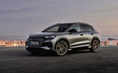 Na svete sú ďalšie elektromobily od Audi. Q4 e-tron ponúkne dve karosérie a dojazd viac ako 520 km