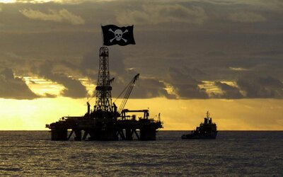 Na svete zostalo ešte zopár miest, kde vás ľahko môžu prepadnúť piráti. V Európe ich však nenájdete