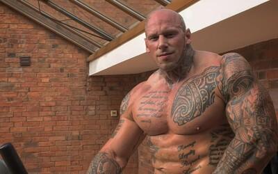 Na svoj debut v MMA sa chystá monštrum menom Martyn Ford, ktorý vyvoláva strach už pri pohľade na masívnu postavu