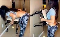 Na TikToku se objevila virální výzva, kterou prý dokáží splnit jen ženy. Proč muži nedokáží židli zvednout?