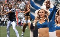 Na tohtoročnom Super Bowle budú prvýkrát v histórii povzbudzovať aj mužskí roztlieskavači