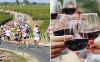 Na tomto francouzském maratonu piješ víno a jíš ústřice, sýry a steaky. Výhrou jsou přepravky plné alkoholu