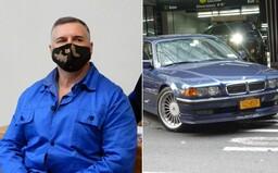 Na týchto 10 autách jazdili známi slovenskí mafiáni