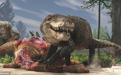 Na území Madagaskaru kedysi žila beštia obrovských rozmerov. Obdoba krokodíla svojimi zubami roztrhala všetko
