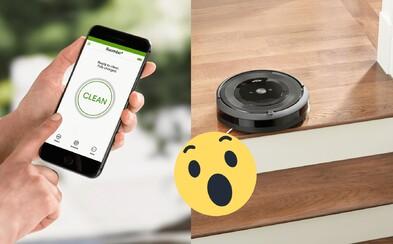 Na vysávanie sa budeš tešiť. Robot Roomba e5 mení otravnú činnosť na vzrušujúci zážitok (Recenzia)
