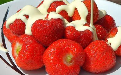 Na Wimbledonu budeš moci ochutnat veganskou variaci pochoutky jahod se smetanou
