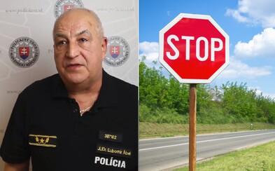 Na značke STOP nemusíš vždy zastaviť. Aj napriek jasnému nápisu je v niektorých prípadoch možné pokračovať v jazde