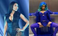Na zrušeném koncertu Nicki Minaj fanoušci bučeli a skandovali jméno Cardi B