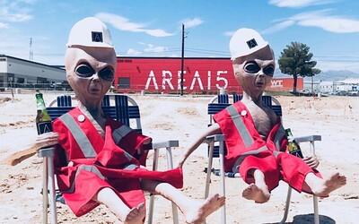 Nábeh na základňu Area 51 budú vysielať naživo. Nemusíš zúfať, ak sa nebudeš môcť zúčastniť