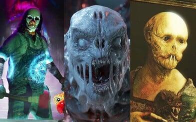 Nabité atmosférou, strašidelné a šokujúce. Aké hororové hry nás čakajú v roku 2016?