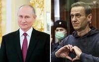 Nachytal vlastního vraha a odmítá se vzdát: Alexej Navalnyj způsobuje Vladimiru Putinovi stále větší vrásky na čele