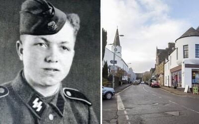 Nacista zanechal 450 tisíc eur skotské vesničce, kde ho věznili za druhé světové války. Naučil se tam porozumění a lásce