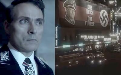 Nacisté vyhráli 2. světovou válku a chtějí si podrobit alternativní reality. The Man in the High Castle boduje 3. sérií (Recenze)
