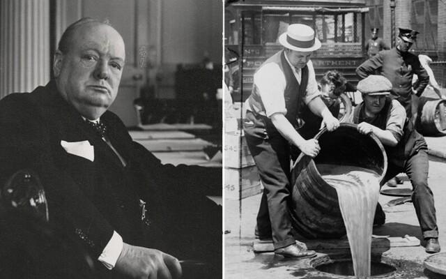 Nacisti alkoholikov sterilizovali a whiskey bola kedysi lacnejšia ako mlieko či pivo. Akú rolu zohrával alkohol v minulosti?