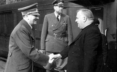 Nacisti po víťaznej vojne nepočítali s existenciou vojnovej Slovenskej republiky ani národa. Prečo sa im Slováci zapredali?