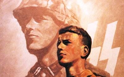 Nacistická propaganda bola plná symbolov hrdinstva a nadradenosti, čím sa stala účinným nástrojom vojny