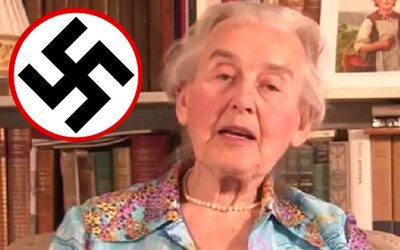 Nacistickú babičku už po niekoľký raz odsúdili za popieranie holokaustu. Podľa nej išlo iba o pracovné tábory a plynové komory neexistovali