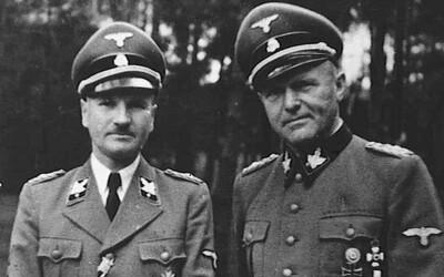 Nacistický doktor Ernst-Robert Grawitz: Na rukou má krev tisíců, i když osobně zabíjel jen výjimečně