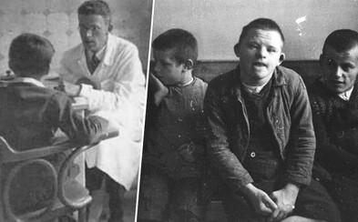 Nacistům pomáhal vyvražďovat děti s autismem. Hans Asperger na své klinice neváhal plnit ty nejzvrácenější nápady