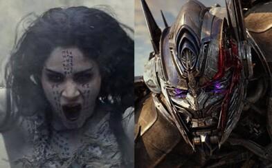 Nad chystanými univerzami Transformerov a Dark Universe sa vznášajú mraky. Opustia hlavní scenáristi chystané projekty?