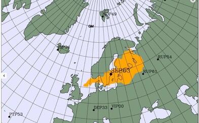 Nad severní Evropou se vznáší tajemný oblak radiace. Nikdo se k jeho původu zatím nepřiznal