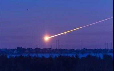 Nad Zemí vybuchl meteor, který byl 10krát silnější než atomová bomba shozená na Hirošimu