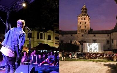 Nadčasový festival Hviezdne noci prináša pop aj alternatívnu kultúru do ulíc Bytče