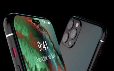Nadcházející iPhone 12 má přinést 5G, displej s podporou 120 Hz a menší výřez