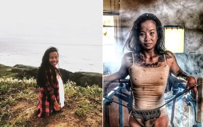 Nádherná modelka Kanya nemá nohy, rodiče ji opustili, ale žije si svůj sen. Zkusila lyžování i skateboard a je perfektní inspirací