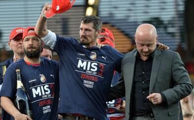Nádherné gesto futbalistov Plzne pre ich ťažko chorého spoluhráča a bývalého slovenského reprezentanta