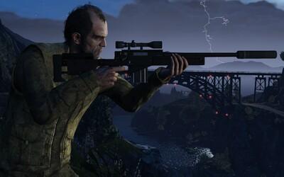 Nádherné obrázky z PC verzie GTA V, trailer dorazí čoskoro